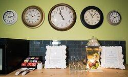 Complimentary Tea/Coffee Facilities available 24/7
