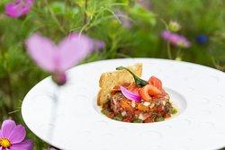 Restaurant Bio et Locavore Crédit photo : Emmanuel Berthier