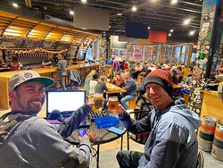 Highside Trivia Night with Ward and Bret. Every Wednesday at 7pm!