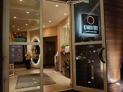 ingresso Hotel Atmosfere (sera)