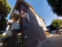 facciata Hotel Atmosfere