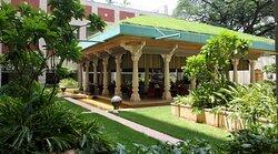 The Garden around Lotus Pavilion