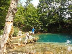 Oko Skakavice, Prokletije National Park, Peaks of the Balkans, Montenegro, Prokletije, Gusinje