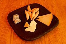 スペインチーズ3種盛り合わせ