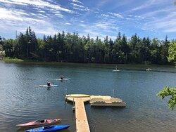 Fun paddling!