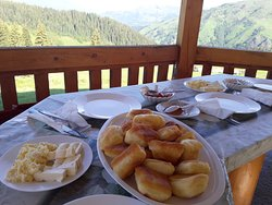 local food, traditional food