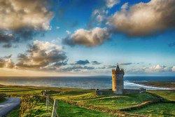 Doonagore Castle Doolin