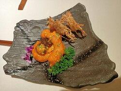 Trải nghiệm Sushi ngon và độc đáo!!