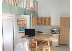 appartement avec coin cuisine