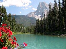 Beautiful Emerald Lake