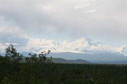 Panoramic Views on Richardson Highway