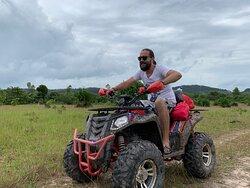 Koh Rong Adventure Club ATV tour
