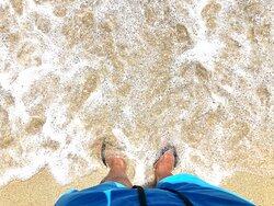 Best beach ever.