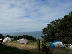Bon camping mais règles covid pas toujours respectées