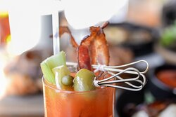 Bloody Mary - served on Saturday and Sunday brunch from 9am to 3pm