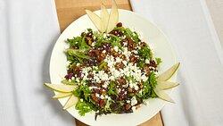 Caramelized Walnut Salad