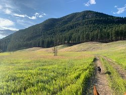 Trail Ride with Adventure Missoula