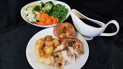 Traditional Sunday Chicken Roast