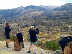 AND I THINK TO MYSELF!!!! WHAT A WONDERFUL PLACE!! NOS VEMOS PRONTO!!!! COLCA CANYON -AREQUIPA