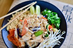 our celebrated Pad Thais are known as the best this side of Asia!