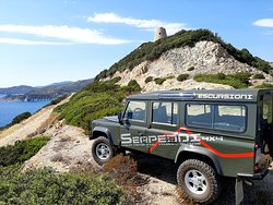 Serpeddi 4x4 - Day Tours