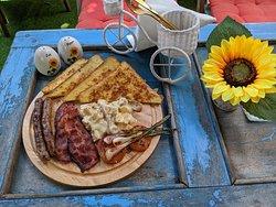 Sausages Breakfast