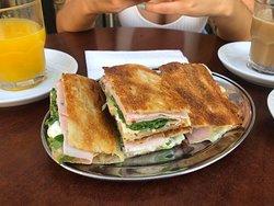 El mejor desayuno!