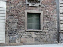 Basamento d'età romana dell'antica torre