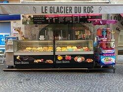 Glacier Du Roc