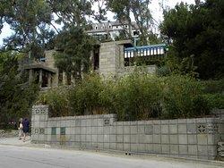 Frank Lloyd Wright's Storer house