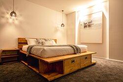 Bedroom in Villa Two.Five.Six