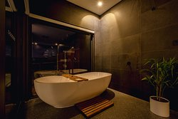 Bath at Villa Two.Five.Six