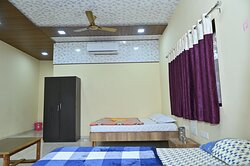 Hotel Shivneri Agro Tourism, Tapola - Deluxe A/c Room