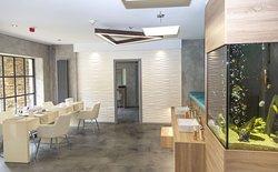 Zen Beauty Lounge Nail Stations