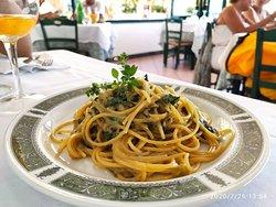 Spaghetti alla Nerano buonissimi