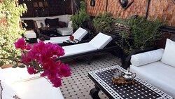 """ Best Roof Top Riad in Marrakech """