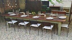 tavolo conviviale