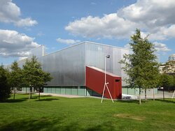 a work by architect Rem Koolhaas