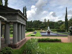 Presidentillinen puutarha
