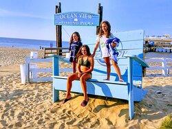 Ocean View Fishing Pier Restaurant