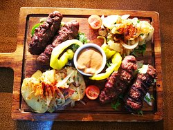 Mici la Gratar Traditional Eastern European Food