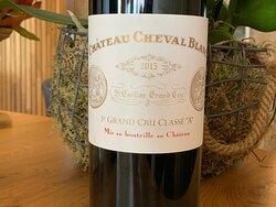 Château Cheval blanc Millésime 2013