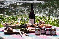 Woodman Estate Farmer's Produce Lunch