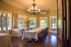 Woodman Estate Private Dining Atrium