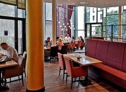 Terrassen-Restaurant an der Oker