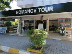 Romanov tour travel agency