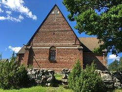 Pyhän Ristin Kirkko Hattulassa