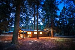 Sloans cabin extrior