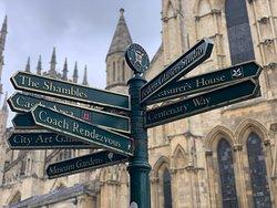 York and York Minster