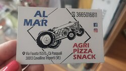 Al Mar, Agri Pizza Snack